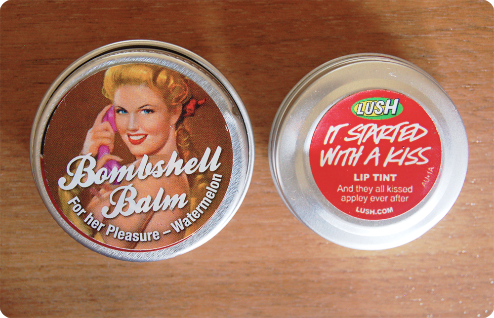 Pin Ups Jayne Bombshell Orgasm Balm Watermelon Review 3