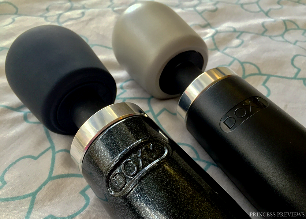 Doxy Massager vs Doxy Die Cast Massager