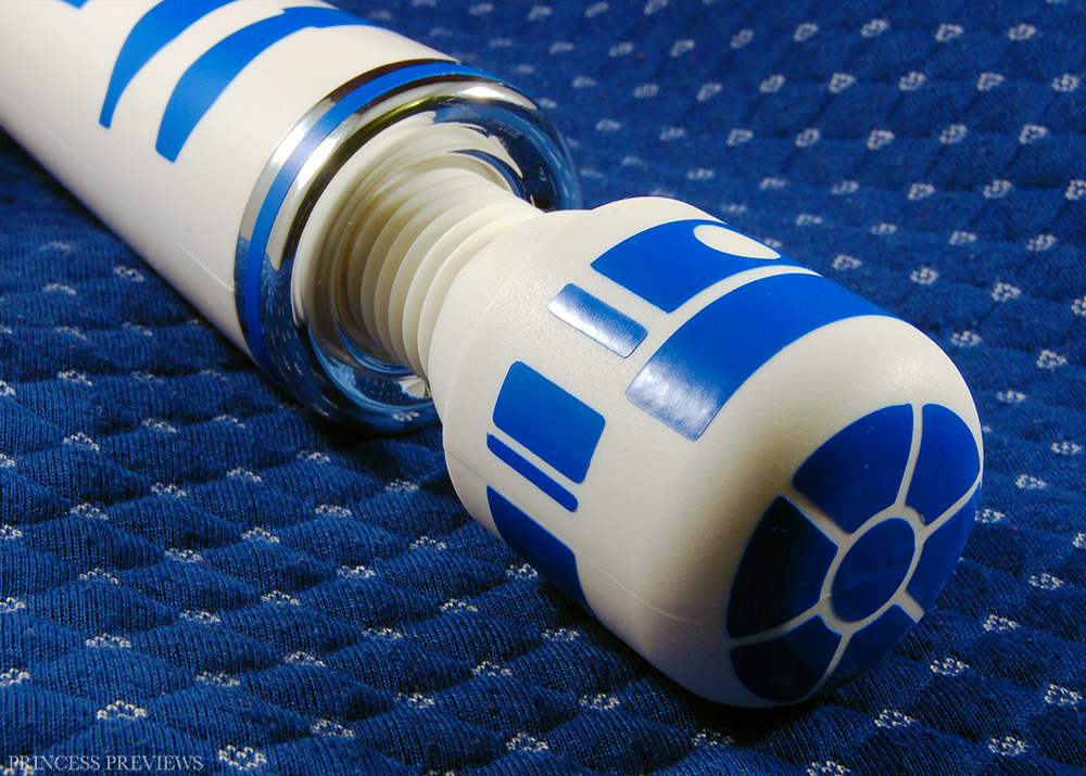 Geeky Sex Toys R2-V2 Wand