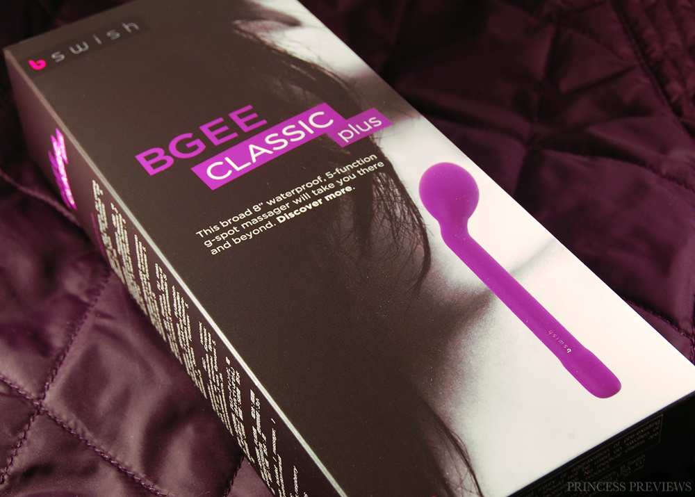 B Swish Bgee Classic Plus Box