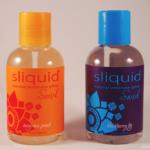 Review: Sliquid Swirl Tangerine Peach & Blackberry Fig