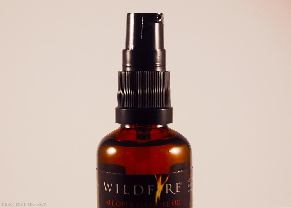 Wildfire All Over Pleasure Oil
