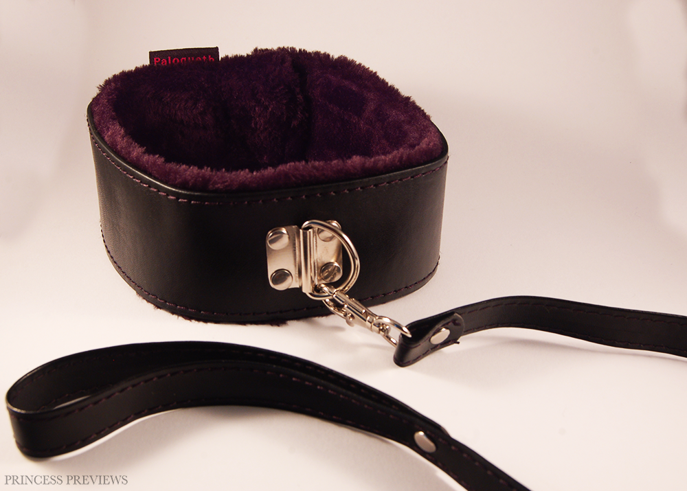 Paloqueth Bondage Set Collar and Leash