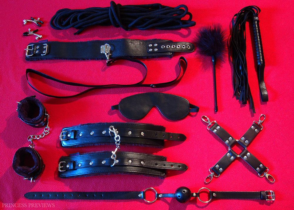 Paloqueth Bondage Set